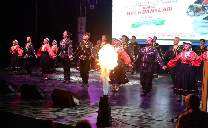 Bursa'nın renkleri geleceğe nefes oldu