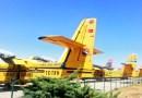 THK'nin kullanılmayan uçakları görüntülendi
