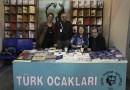 Türk Ocakları Bursa Şubesi 17.Uluslararası Tüyap Kitap Fuarındaydı