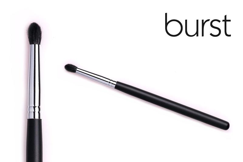 Makeup Brushes South Africa, Johannesburg, Gauteng, Small Blending Brush - Black Goat online makeup brushes