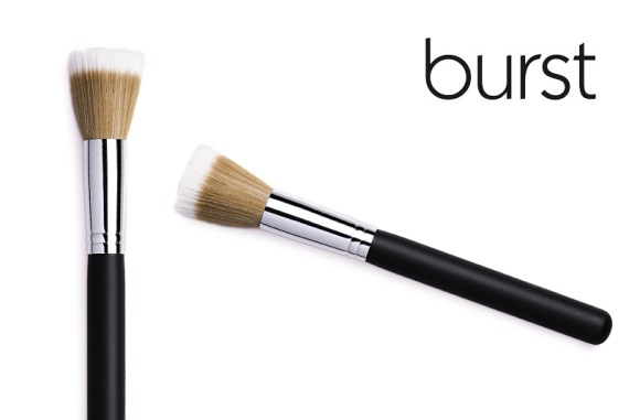Make up brushes online SS-02---Large-Foundation-Buffing-Brush---Synthetic makeup brushes online south africa