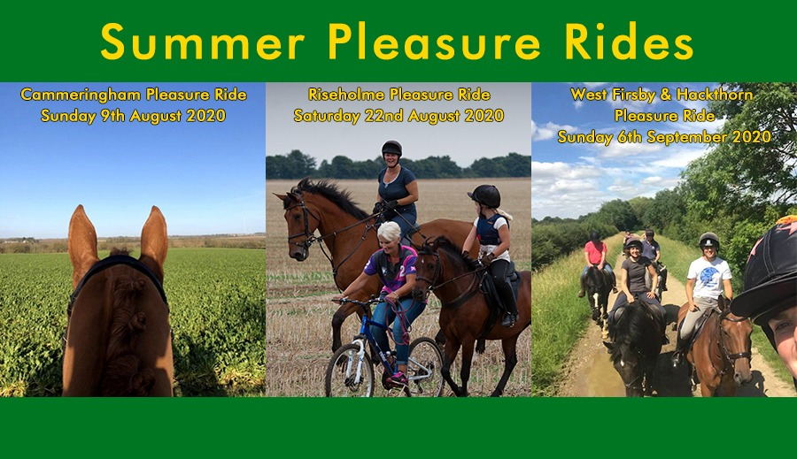 Summer Pleasure Rides