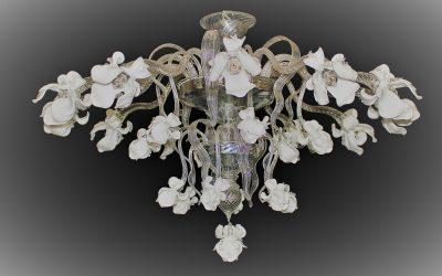 lampadari e ricambi per lampadari in vetro di murano anche di produzione di altre vetrerie. Fiori Di Luce Archivi Vendita Lampadari In Vetro Di Murano Vetreria Artistica Busato