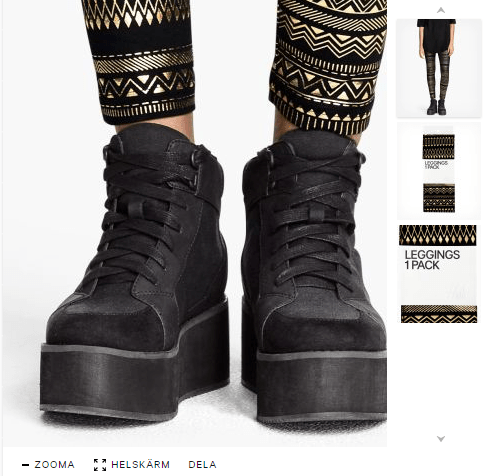 shoes want