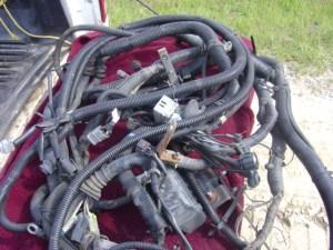 Isuzu Wiring Harness FRR FTR FVR GMC W6500 W7500 19951998 Used   Busbee's Trucks and Parts