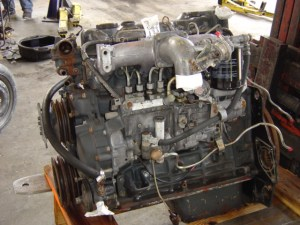 Mitsubishi Fuso Diesel Engine 4D31 FE 1990 Used | Busbee's Trucks and Parts