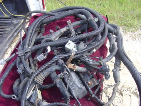 Wiring Harness | Isuzu NPR NRR Truck Parts | Busbee