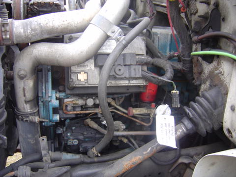 International DT466E Engine 210 HP Used | Isuzu NPR NRR