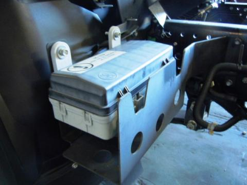 Isuzu Fuse Box NPR 2007Up Used   Isuzu NPR NRR Truck Parts   Busbee