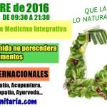 En Vigo será el IV Congreso Parasanitario y de Medicina Integrativa