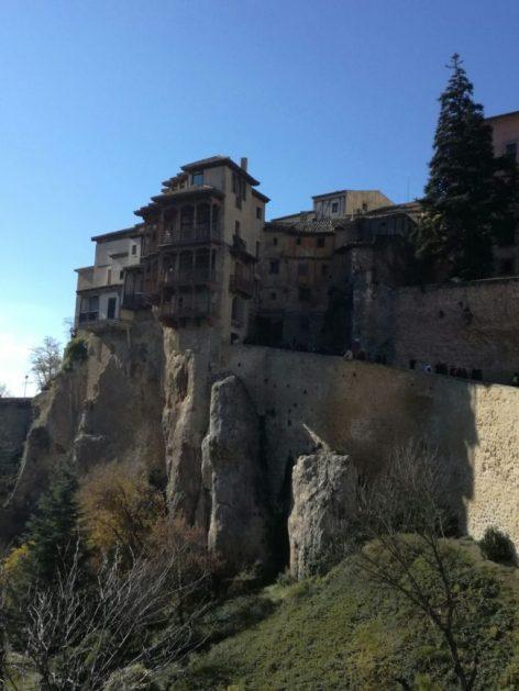 Casas colgadas de Cuenca