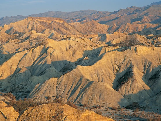 paisajes naturales de Andalucía
