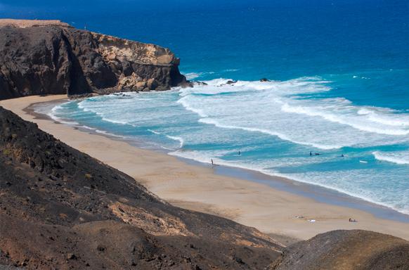 Playa de Viejo Rey