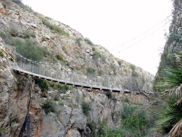 Ruta de los Pantaneros de Chulilla