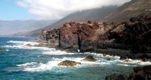 Acantilados de la isla del Hierro