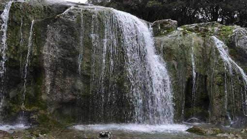 Ruta río Bailón. Cascadas de las chorreras del río Bailón