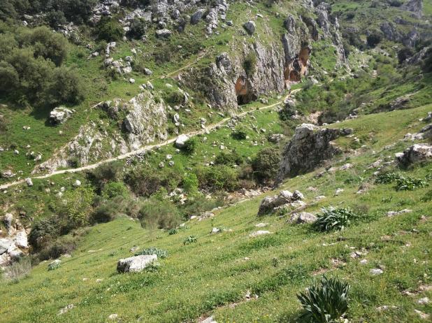 Ruta del rio Bailón