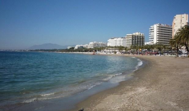 Playa de San Pedro de Alcántara