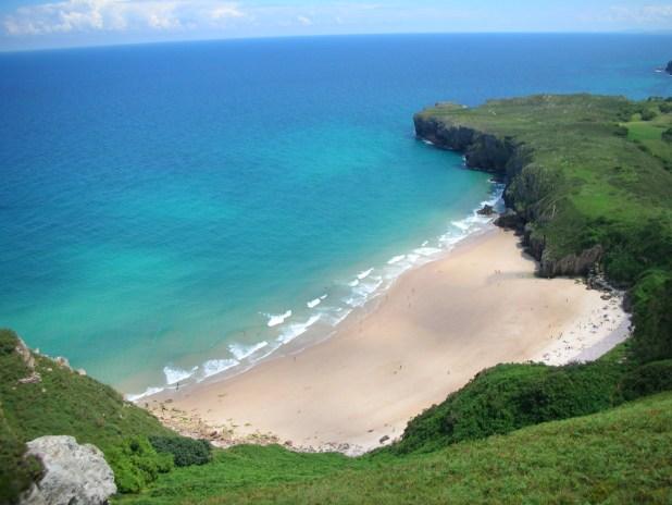 Playa de Andrín