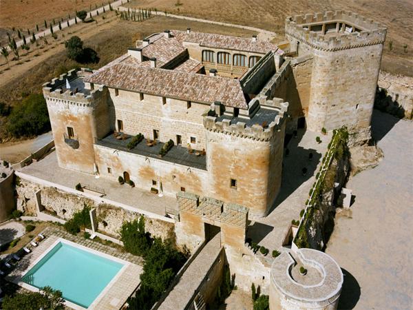 Castillos más bonitos de Castilla y León