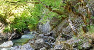 Ruta por el Río Irues