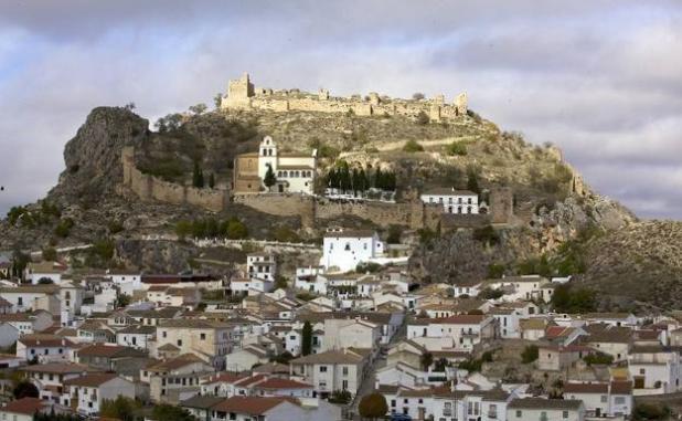 Pueblo de Moclín