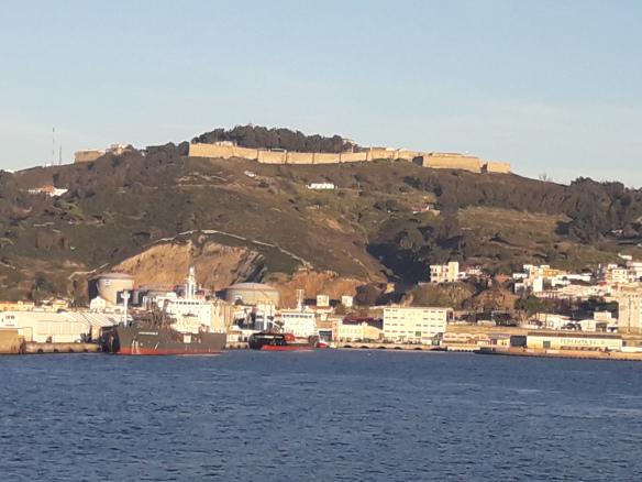 Fortaleza del Monte Hacho