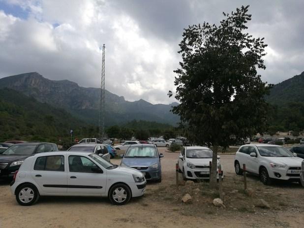 Parking La Murta