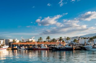 Puerto de la Caleta de Vélez