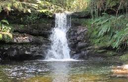 Las Cascadas del río Ajan