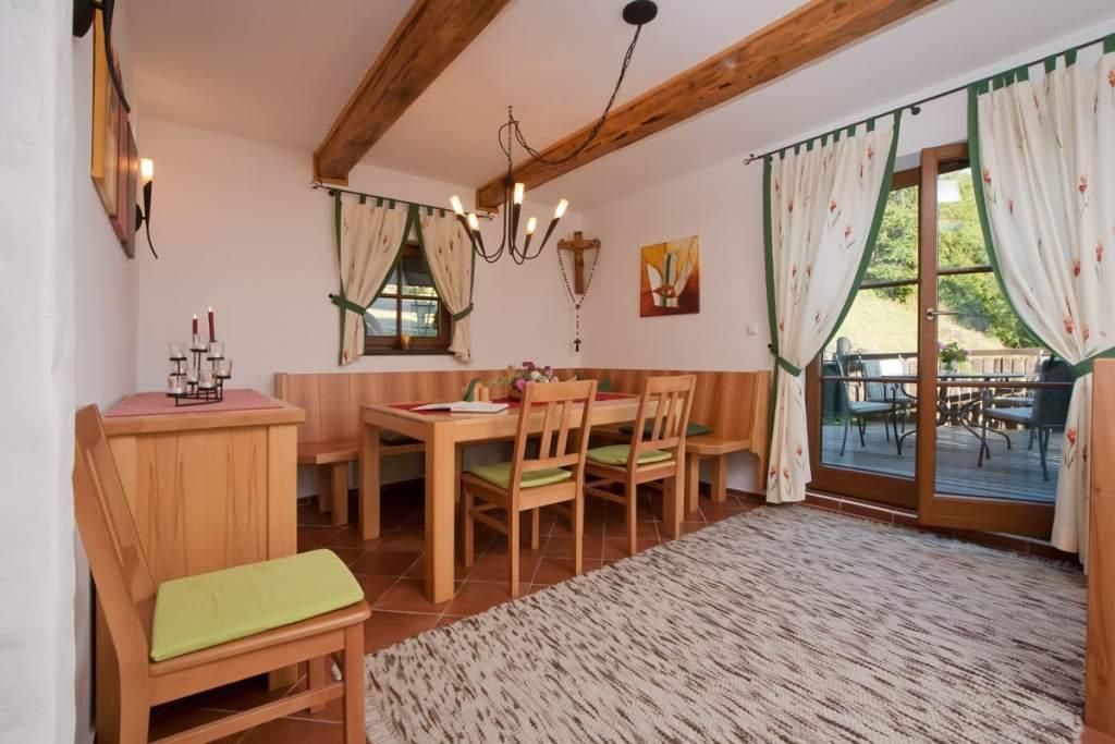 Gastzimmer, Familie Liegl in Wieting