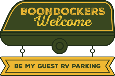Hyperlink for Boondockers Welcome