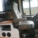Driver's seat 2