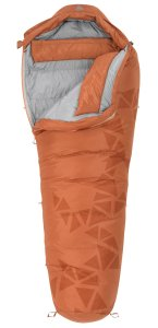 Kelty Cosmic 0 Degree Down Sleeping Bag open