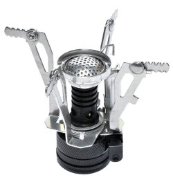 Qunqi Ultralight Outdoor Camping Stove Gas-powered Stove