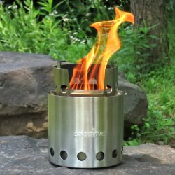 Solo Stove Wood Burning Backpacking Stove