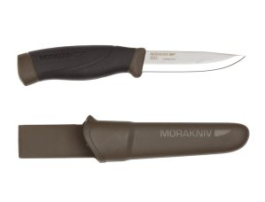Morakniv Companion Heavy Duty Knife Review