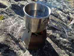Vargo Wood Stove Stainless Steel Review
