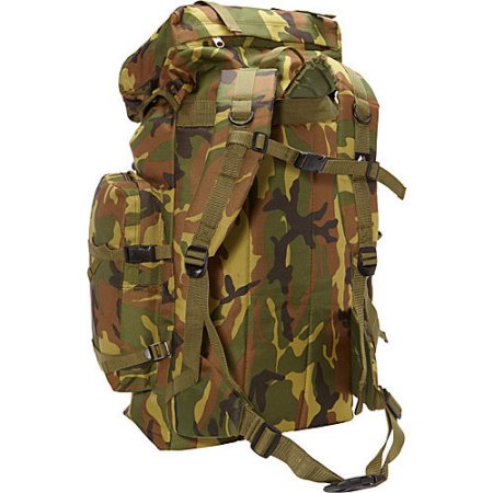 Everest Woodland Hiking Rucksack Review