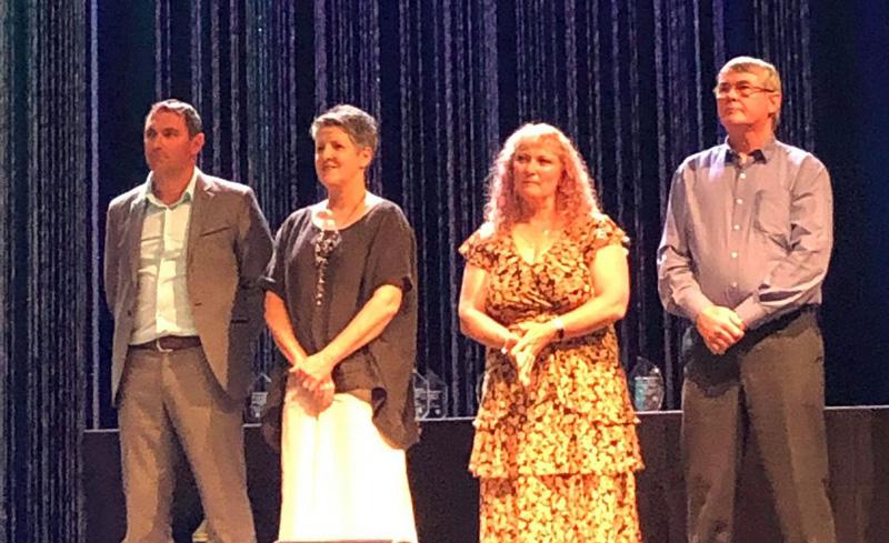 2020 FES Awards dinner