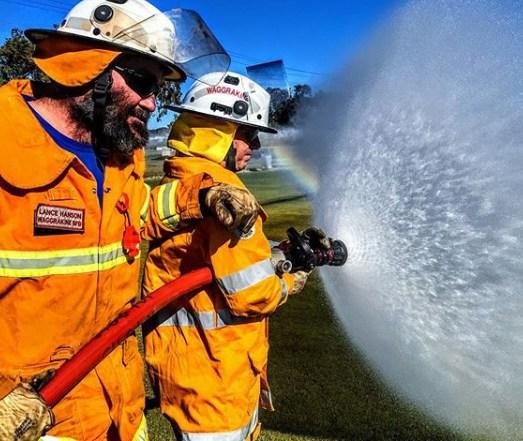 Waggrakine Volunteer Bush Fire Brigade17-06-21