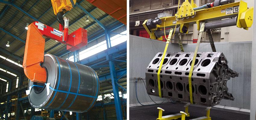 Vertical Industrial Lifting Hooks