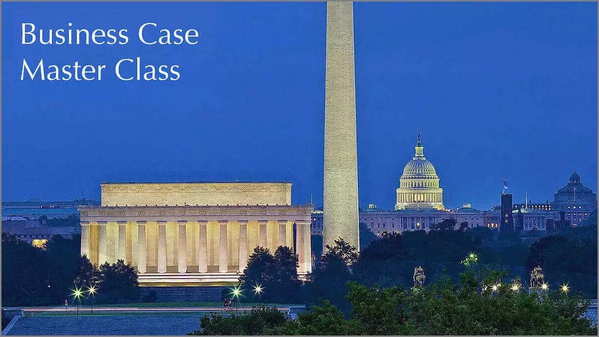 Professional Business Case Seminar - Washington DC