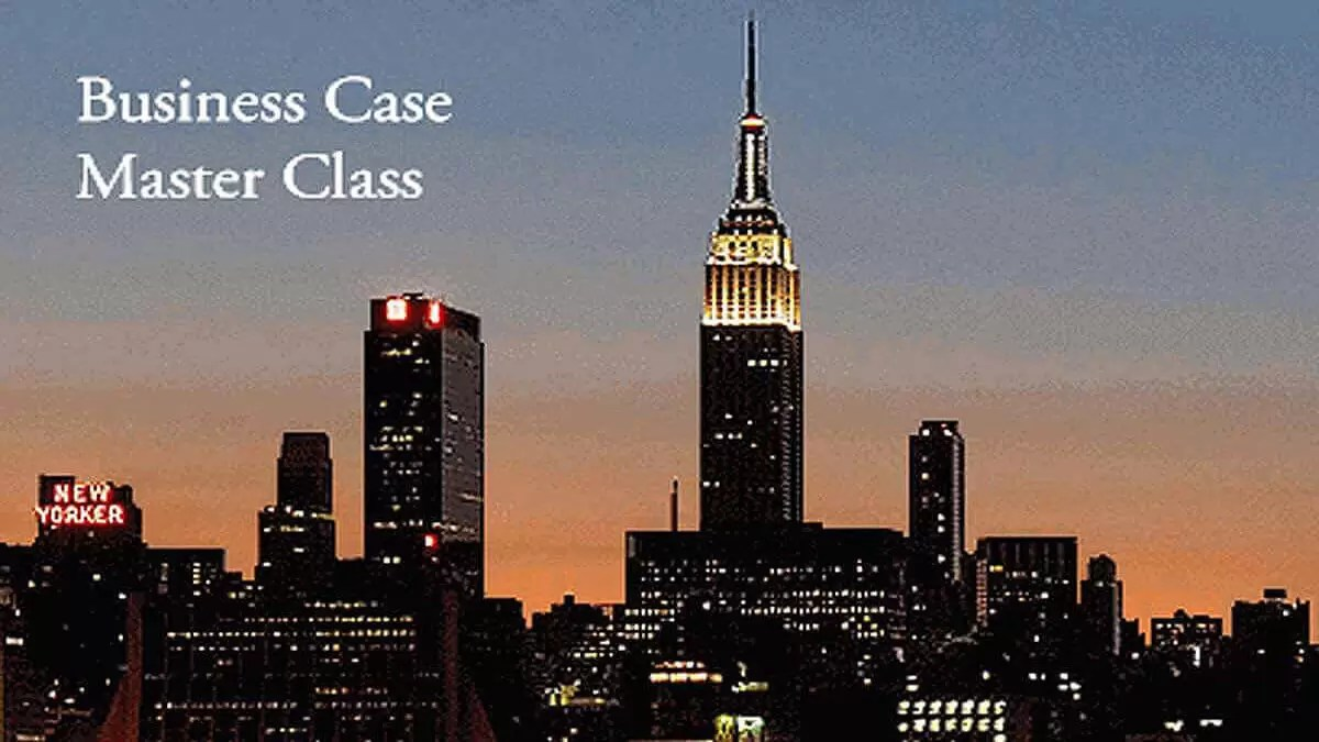 Business Case Analysis Professional Seminar, New York City
