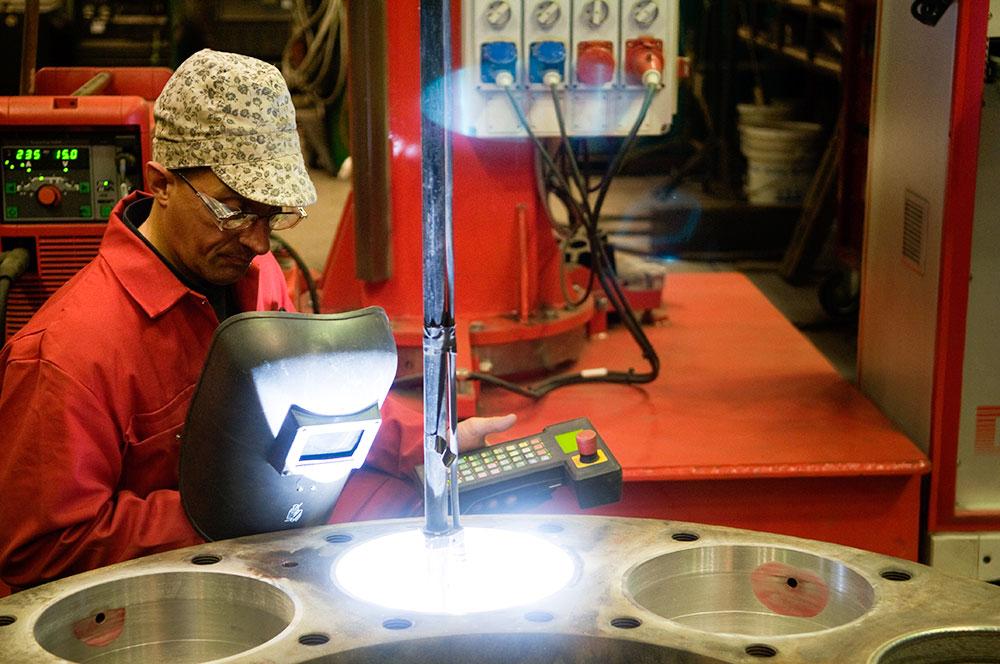 Industrial Photographer Edinburgh