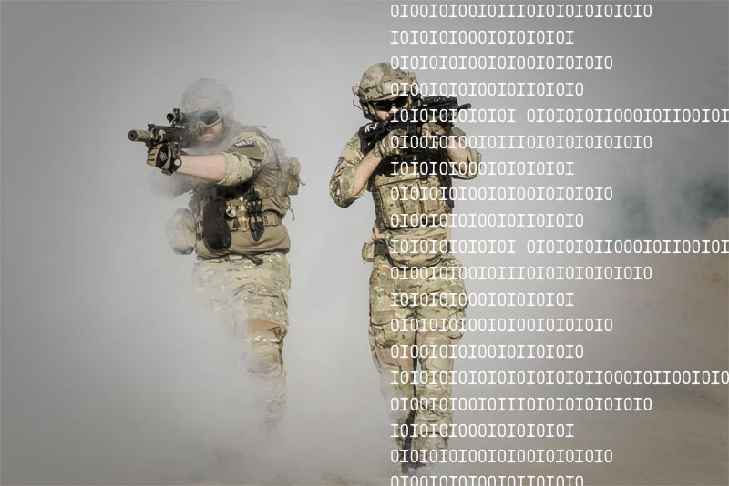 AI: The perfect partner for the future of cyber defence
