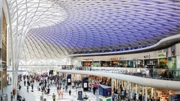 King's Cross station transformation receives two honours at London Planning Awards