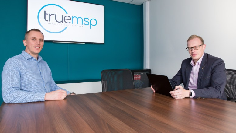 Breedon Consulting announce partnership with IT provider True MSP