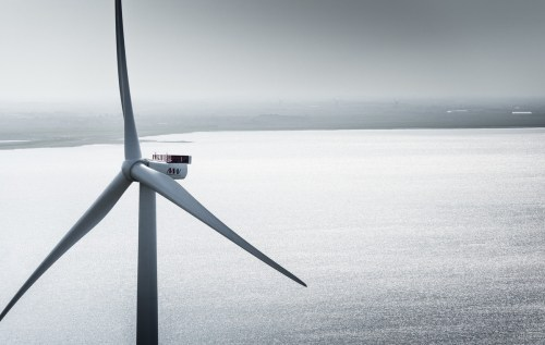 The Deutsche Bucht offshore wind farm in the German North Sea will feature V164-8.0 MW wind turbines from MHI Vestas.