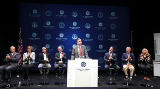 Home appliance company GE Appliances to invest $200m in Louisville, Kentucky
